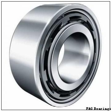 75 mm x 115 mm x 25 mm  FAG 32015-X tapered roller bearings