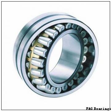 75 mm x 130 mm x 31 mm  FAG 32215-A tapered roller bearings